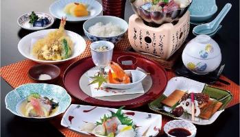 矢掛屋INN&SUITES 料理